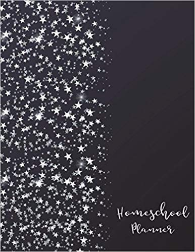 Homeschool Planner by Michelia Creations