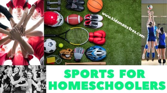 Sports for Homeschoolers