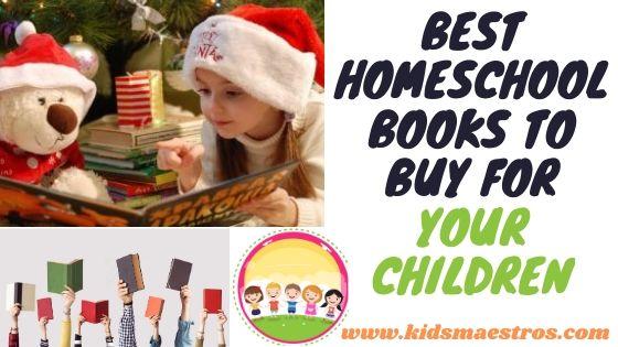 Best homeschooling books for kids