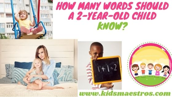 How Many Words Should a 2-Year-Old Child Know